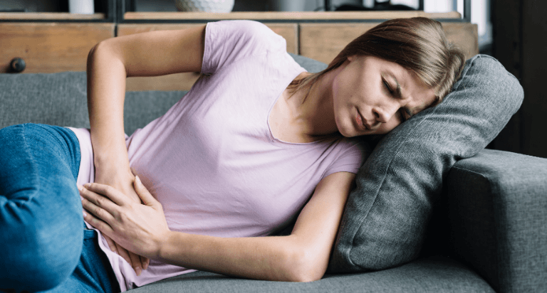 Stomach pain in early pregnancy