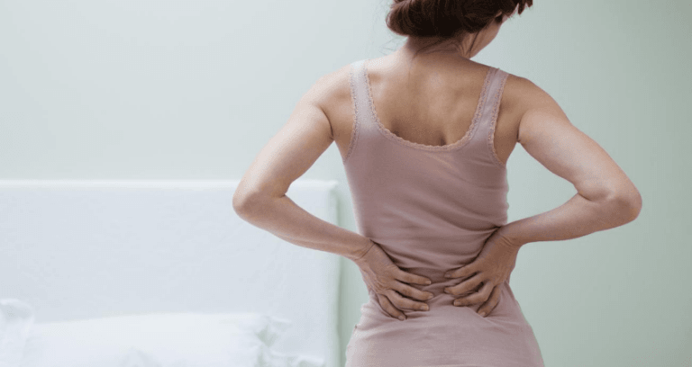 lower back pain in early pregnancy